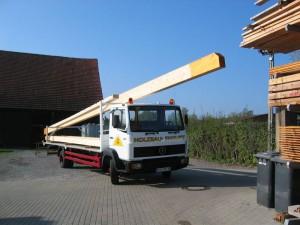 Baustofflieferungen