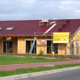 Holzständerhaus