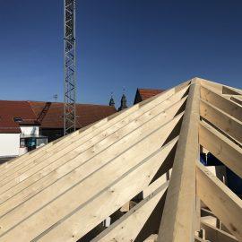 Bürogebäude – Neubau